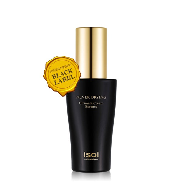 Isoi Never Drying Ultimate Cream Essence (Black Label)