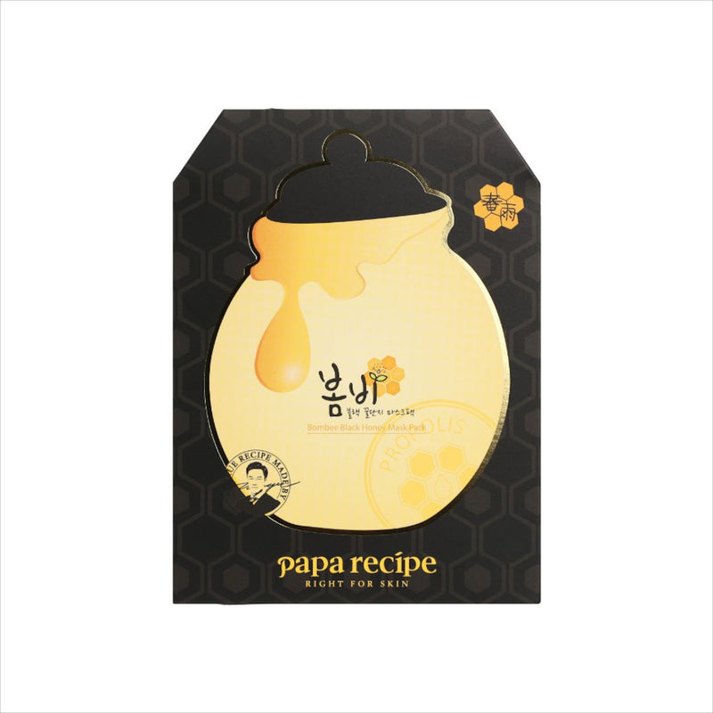 Papa Recipe Bombee Black Honey Mask [BOX]