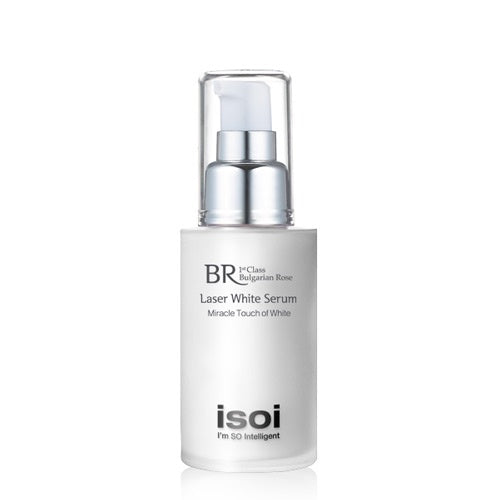 Isoi Bulgarian Rose Laser White Serum