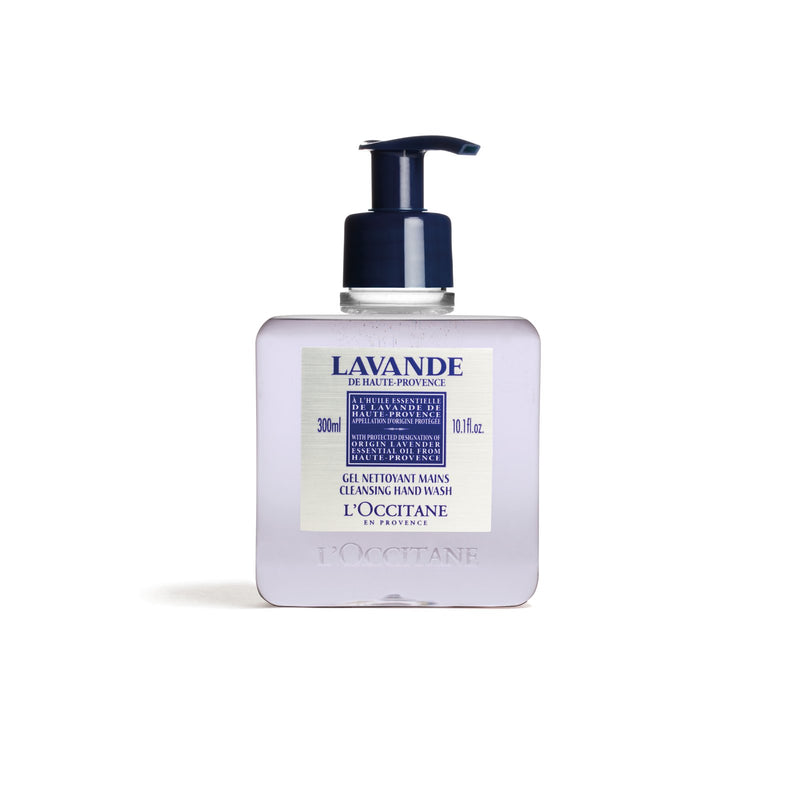 L'Occitane Lavender Liquid Soap 300ml
