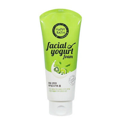 Happy Bath Facial Yogurt Foam Fresh 120g