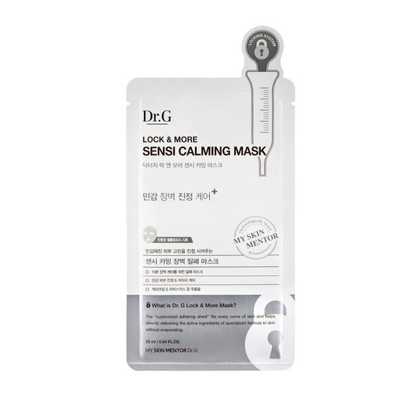 [Dr.G] Lock & More Sensitive Calming Mask 10P