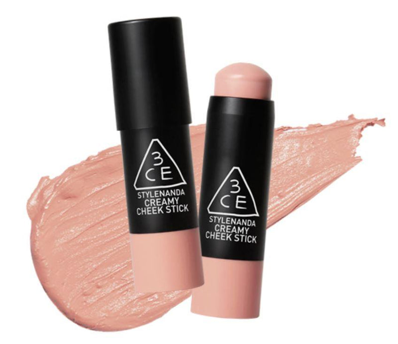 3CE Creamy Cheek Stick #Love Craft