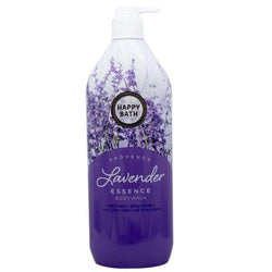 Happy Bath Lavender Essence Body Wash 1100g
