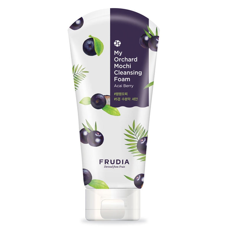 Frudia My Orchard Mochi Cleansing Foam - Acai Berry