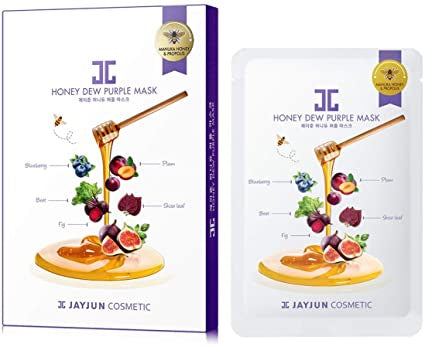 Jayjun Honey Dew Purple Mask [BOX]