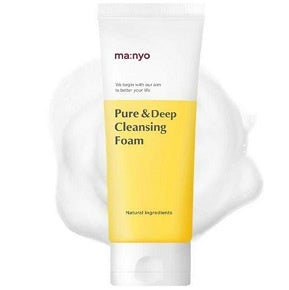 Ma:nyo Pure & Deep Cleansing Foam