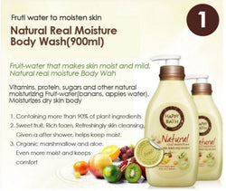 Happy Bath Natural Really Moisturizing Body Wash