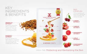 Jayjun Honey Dew Red Mask [SHEET]