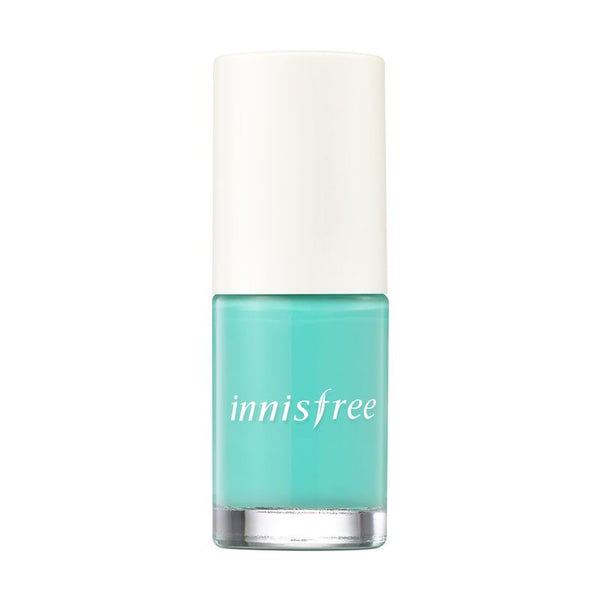 Innisfree Real Color Nail # 25 Summer Flavor Mint Candy