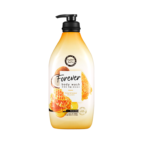 Happy Bath Honey&Coconut Body Wash