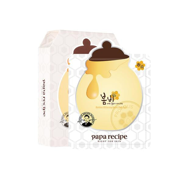 Papa Recipe Bombee Whitening Honey Mask [BOX]