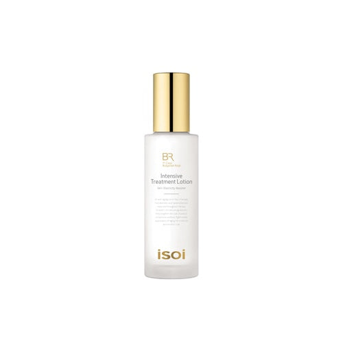 Isoi Bulgarian Rose Intensive Treatment Lotion