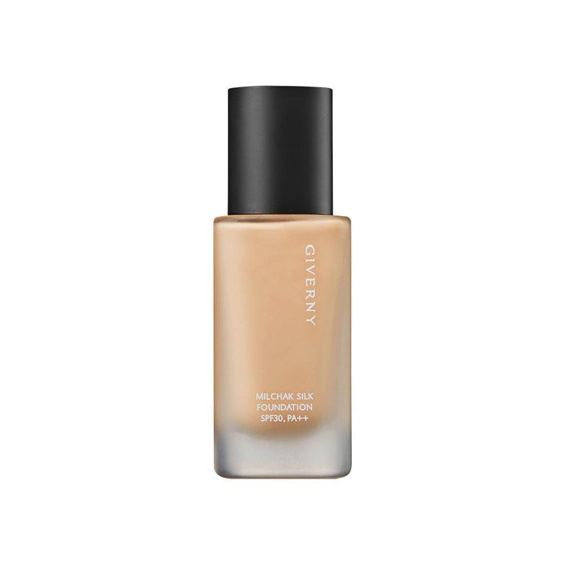 Giverny Milchak Silk Foundation #03 Petal Beige