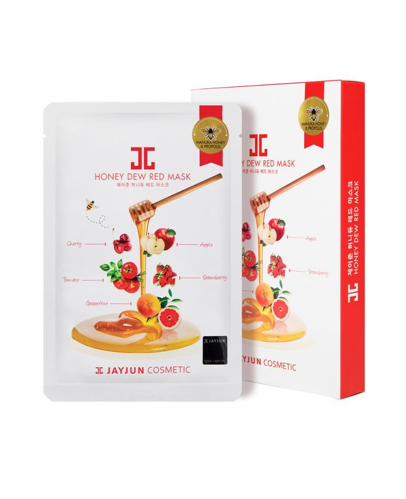 Jayjun Honey Dew Red Mask [BOX]
