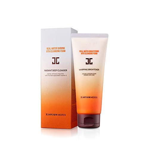 Jayjun Real Water Shining Vita Cleansing Foam