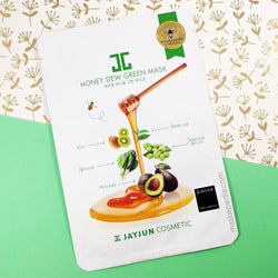Jayjun Honey Dew Green Mask [SHEET]