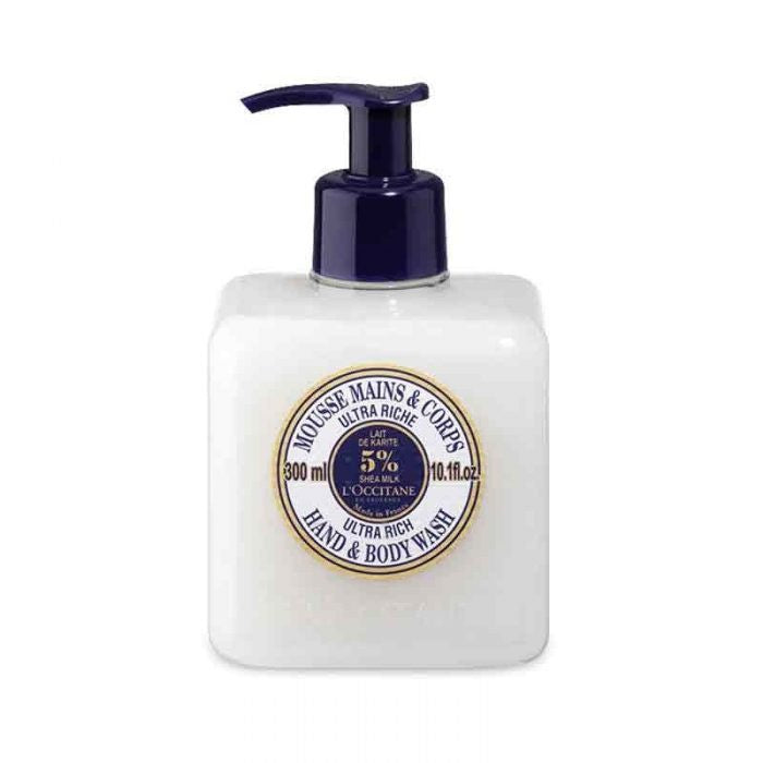 L'Occitane Shea Butter Hand and Body Wash 300ml