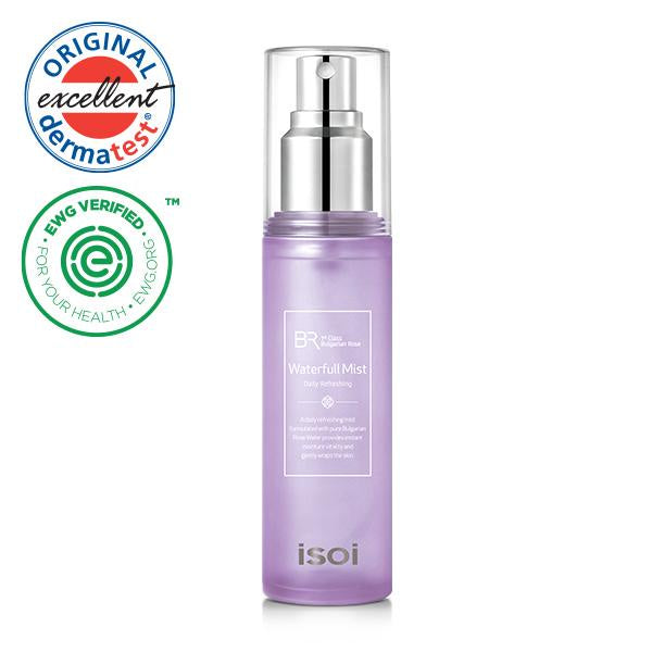 Isoi Bulgarian Rose Waterfull Mist 55Ml