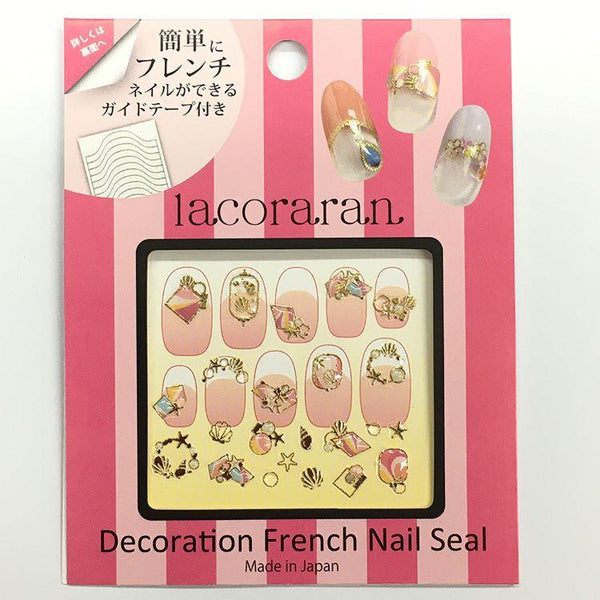 Lacoraran Decoeration French Nail Seal