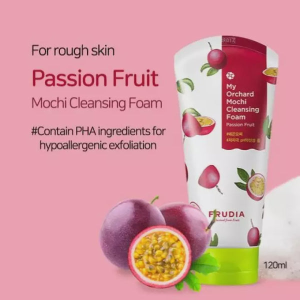 Frudia My Orchard Passion Fruit Cleansing Foam (Weak acid)