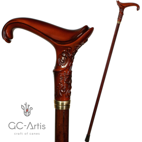 Elegy Elegant Pretty Walking stick cane - GC-Artis Walking Sticks Canes