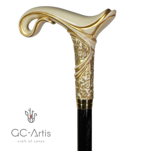 Magic - Elegant Ladies walking cane - GC-Artis Walking Sticks Canes