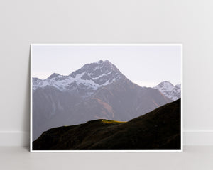 Last light, Glenorchy