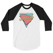 Saved by the GVL | 3/4 Sleeve Raglan Shirt