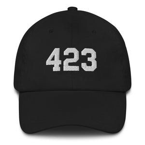 Reppin' the 423 (midnight edition) | Dad hat