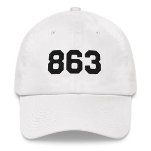 Reppin' the 863 | Dad hat