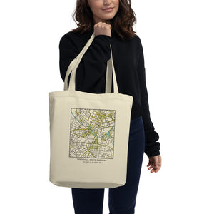 Greenville's (on the) Map | Eco Tote Bag