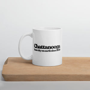 Best City Mug | Chattanooga, TN