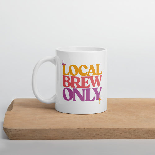 Local Brew Only Mug | Lakeland, FL