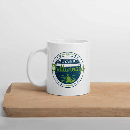 City Seal Mug | Chattanooga, TN