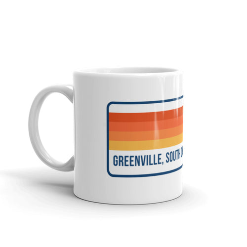 Greenville Sunsets | Mug