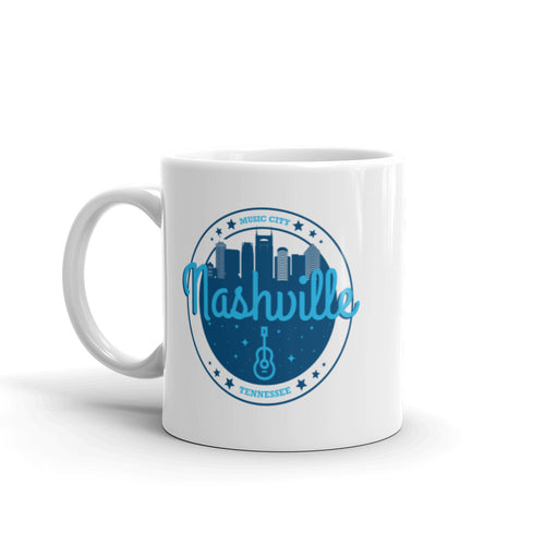 City Seal Mug | Nashville, TN