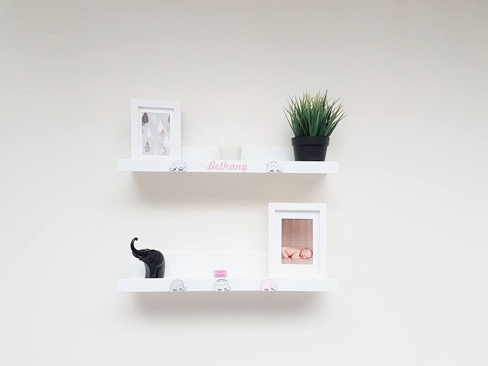Childrens Wall Shelf