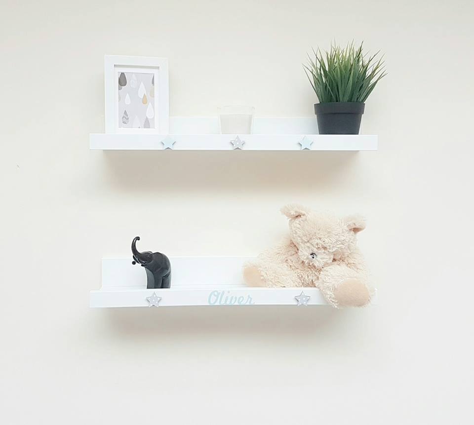 Personalised Wall Shelf