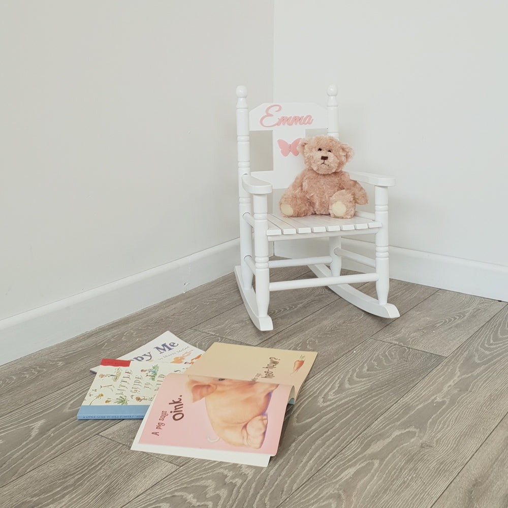 Personalised Rocking Chair for Kids