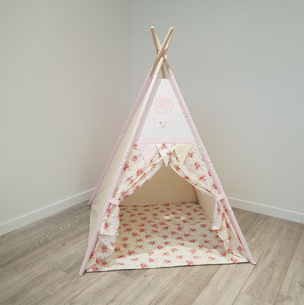 Personalised Teepee by Kids Dreambox