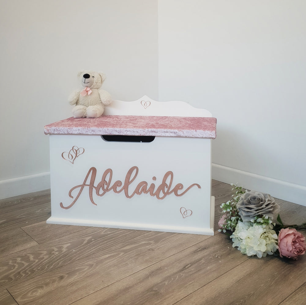 Glamour Toy Box