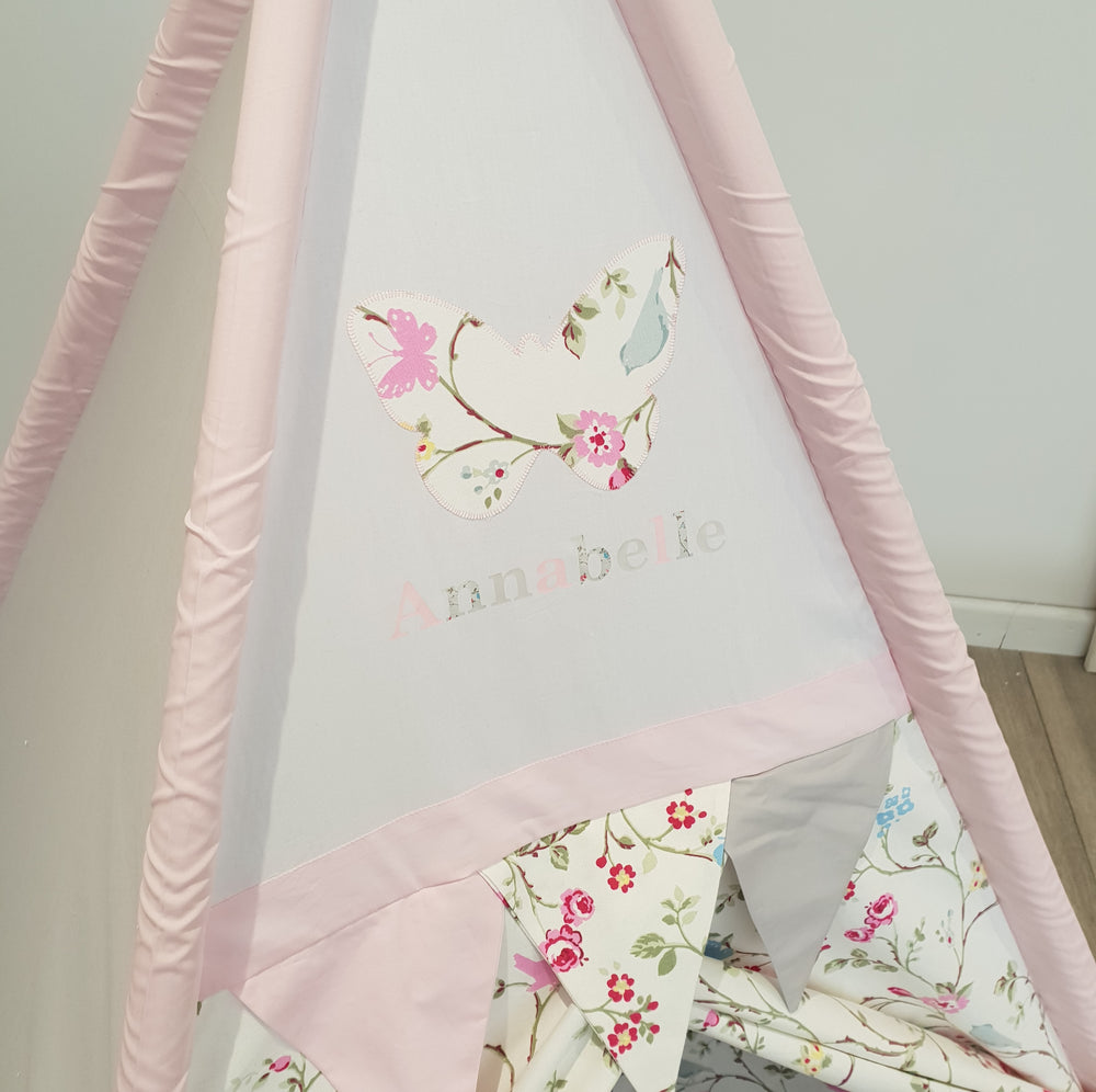 Personalised Teepee
