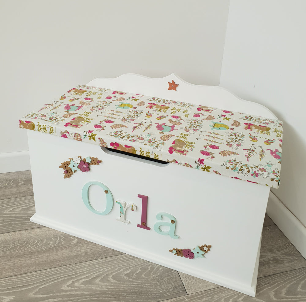 personalised toy box - India Design