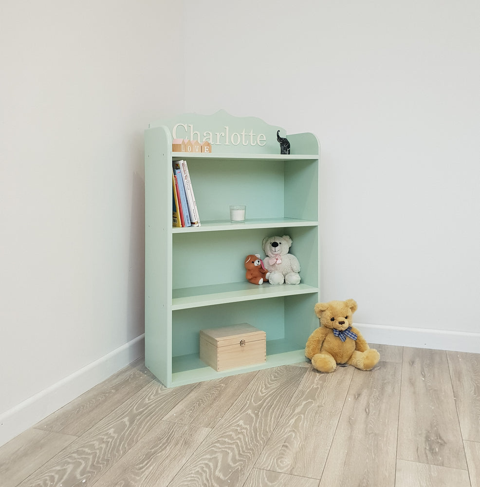 Personalised Bookcase for children