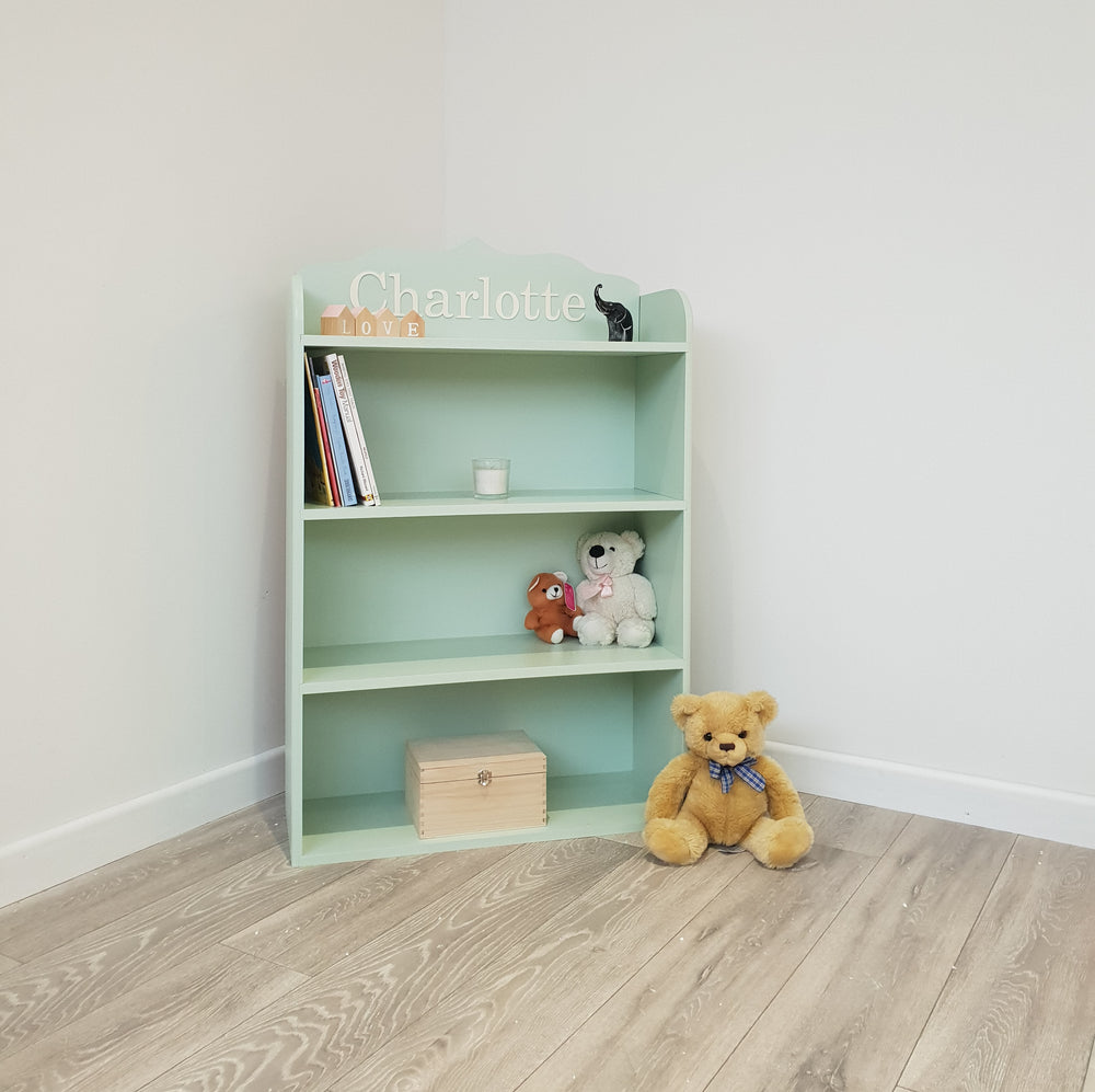 Personalised Bookcase