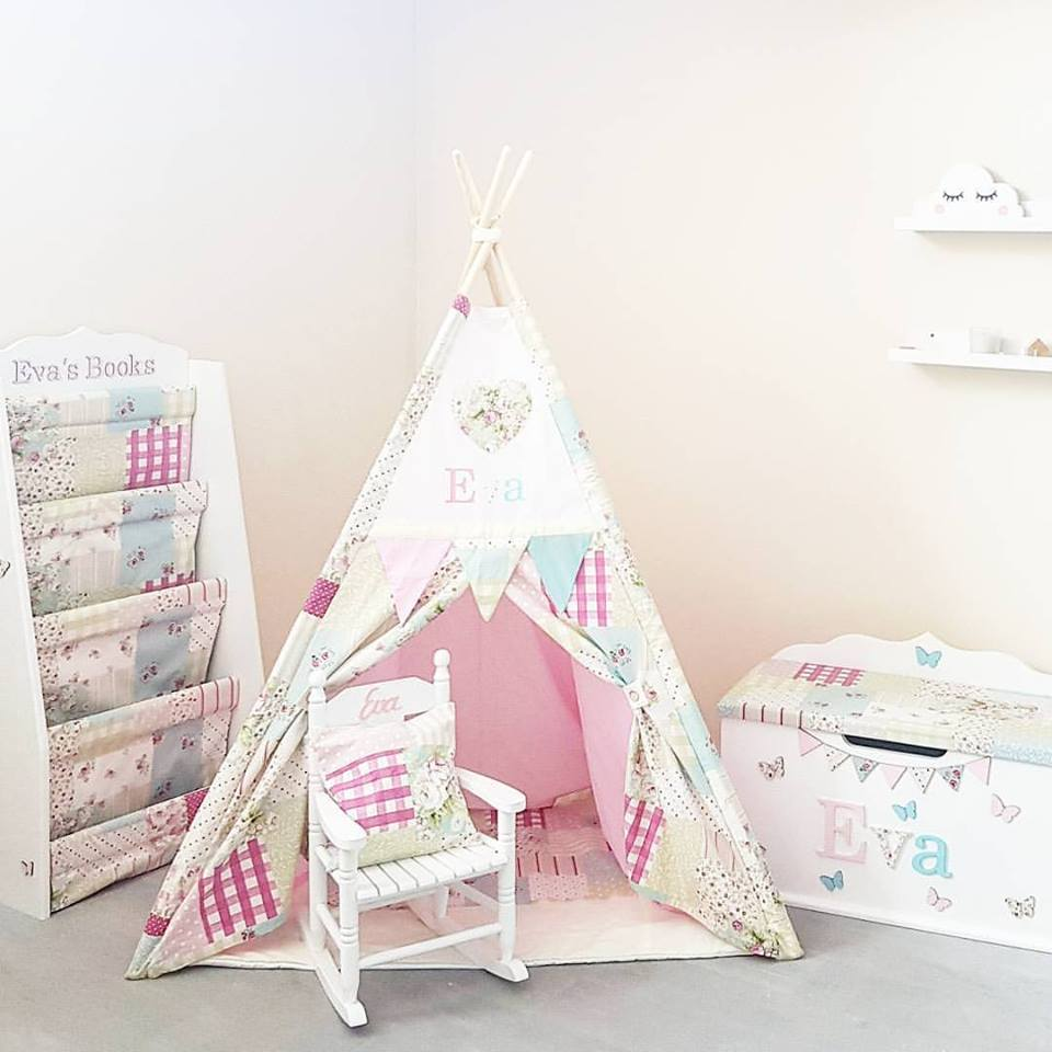 Patchwork Personalised Teepee