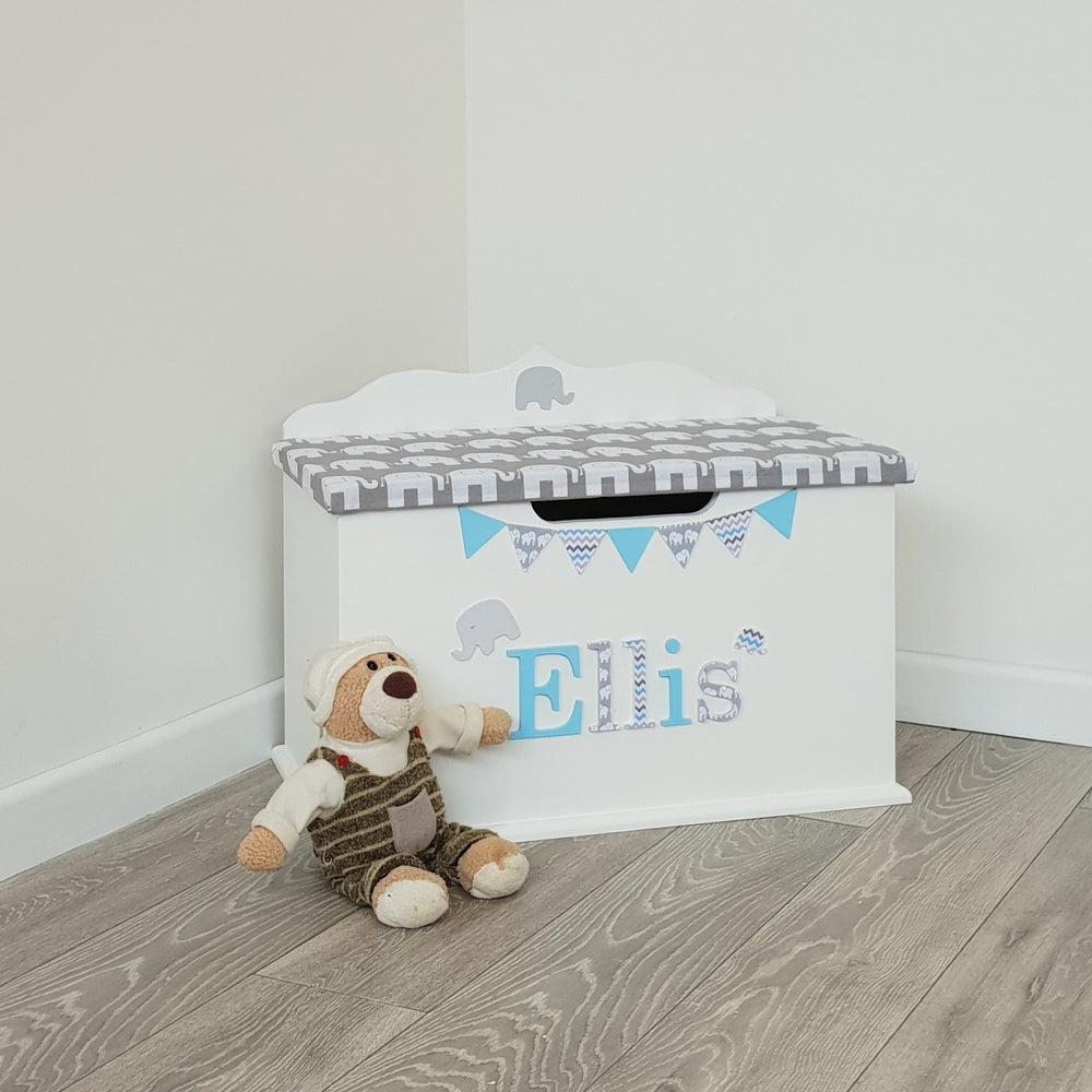 Elephant Toy Box
