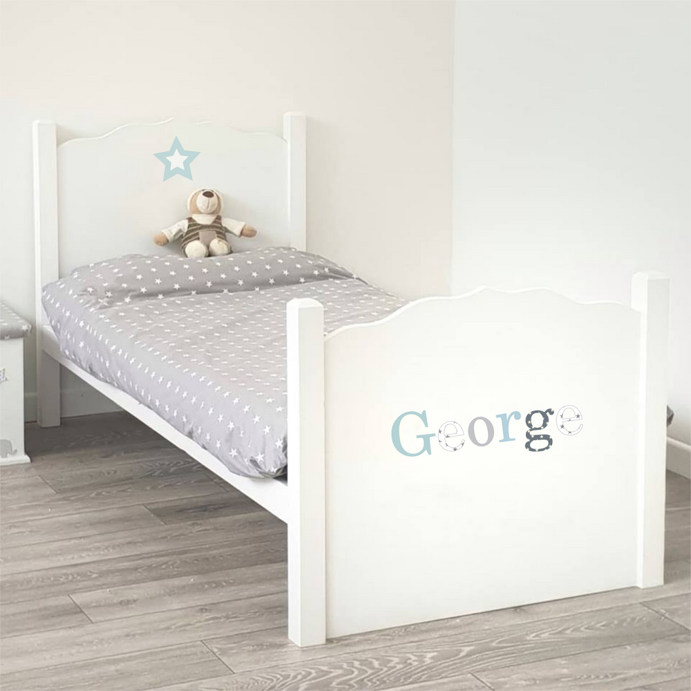 Personalised Bed