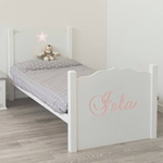Handmade Personalised Bed